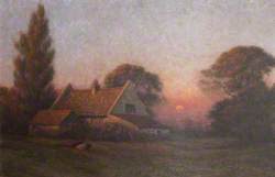 Nun's Farm, Sunset