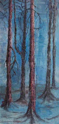 Five Tall Trees