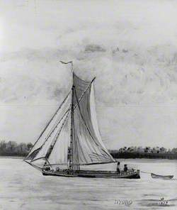 Sloop 'Hydro' of Goole