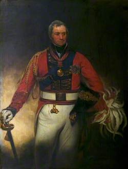 General Sir Frederick Augustus Wetherall (1754–1842), GCH