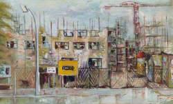 Building Site, White Hart Lane