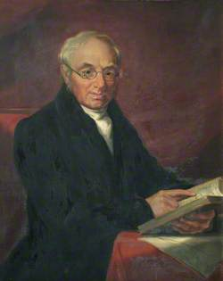 Thomas Wright Hill (d.1851)