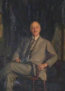 Percy Alden, MA