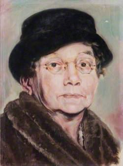 Alderman Mrs J. J. Bolster, JP, Member and Former Mayoress of Wood Green Council