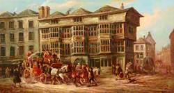 'The Old White Hart', Bishopsgate