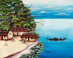 Niger Coastal Scene