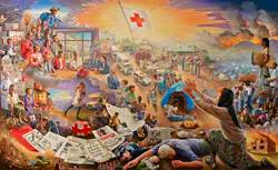 British Red Cross 125th Birthday Year Montage