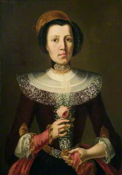 Portrait of a Lady, Aged 24