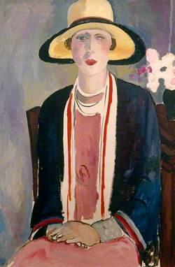 Madge Garland (d.1990)