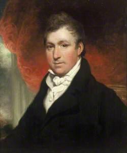 Portrait of a Gentleman (Robert Peel, 1788–1850)