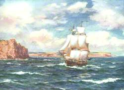 'The Endeavour' Discovering Australia