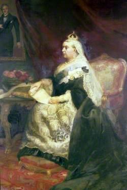 HM Queen Victoria (1819–1901)