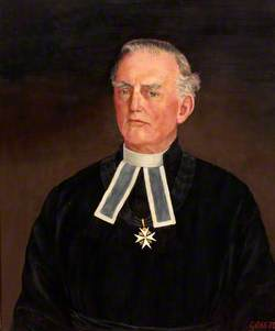 Canon Christopher Perowne