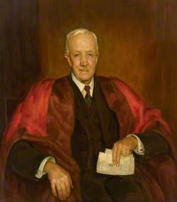 Major General Sir Frederick B. Maurice (1871–1951), Principal of East London College and Queen Mary College (1933–1944)