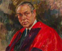 Sir Harry W. Melville, Principal of Queen Mary College (1967–1976)