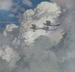Hawker Harts of 601 Squadron