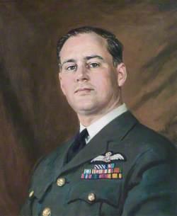 Group Captain Clair Grece, DFC, MA (Oxon)