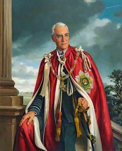 Marshal of the Royal Air Force Sir Dermot Boyle (1904–1993)