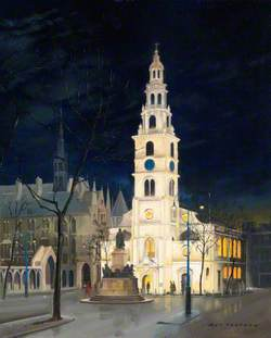 St Clement Danes, The Church of the Royal Air Force