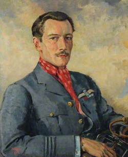 Wing Commander Robert Roland Stanford Tuck (1916–1987), DSO, DFC and Two Bars
