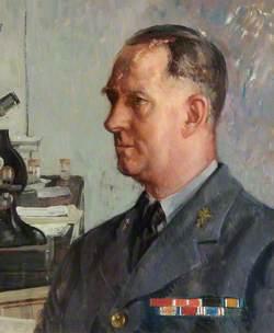 Air Marshal Sir Harold E. Whittingham (1887–1983), KBE, DGMS