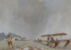 After the Rain, 1917