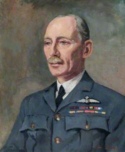 Squadron Leader F. E. Guest, No. 600 Squadron Auxiliary Air Force