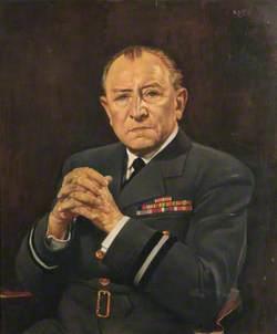 Air Commodore W. I. G. Kerby, CBE