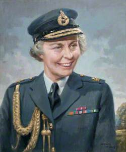 Air Chief Commandant Dame Jean Conan Doyle (1912–1997)