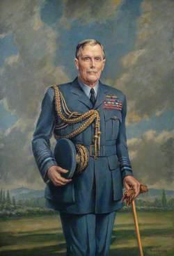Marshal of the Royal Air Force Viscount Trenchard of Wolfeton (1873–1956), GCB