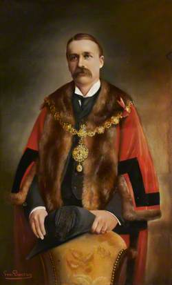 Sir Edward Mann (1854–1943), Mayor of Stepney (1900–1902)