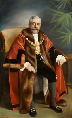 Alderman Henry Potter (1848–1928), Mayor of Stepney (1902–1903 & 1910–1912)