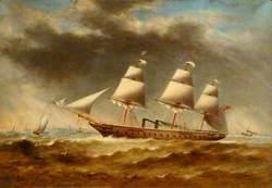 HMS 'Warrior'