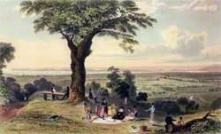 Laindon Hill, near Horndon