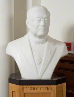 Bishop Sundo Kim (b.1930)