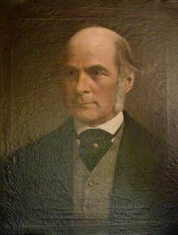 Sir Francis Galton (1822–1911), FRS