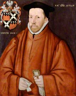 Serjeant William Lovelace (c.1525/1530–1577)