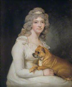 Mrs George Morland