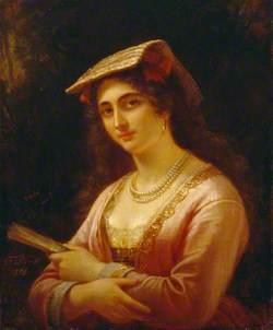 A Neapolitan Woman