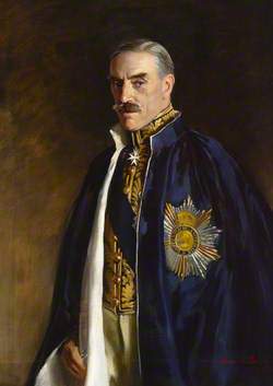 Right Honourable The Viscount Goshen, OC, CBE, Treasurer to Guy's Hospital (1910–1924), President (1936–1944)
