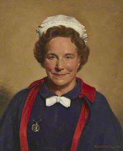 Miss Linda R. S. Titley, Matron of Guy's Hospital