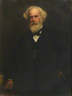 Sir Samuel Wilks (1824–1911), MD, LLP, FRS, Physician to Guy's Hospital