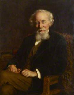 Edward Cock (1805–1892), FRCS, President of the Royal College of Surgeons
