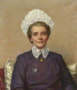 Miss Margaret Jane Smythe, OBE