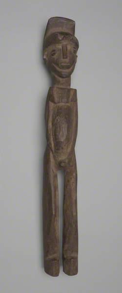 Male Shrine Figure