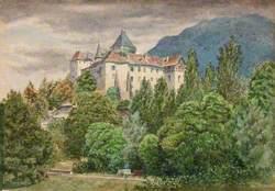 Château de Blonay, Vevey