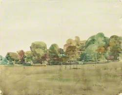 Trees, Richmond Hill