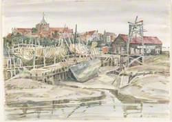 Shipyard, Rye