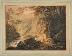 View of the Rio Cobre, Island of Jamaica