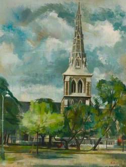 Saint Giles Church, Southside